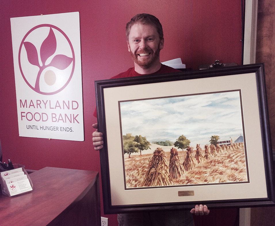 Art for Maryland Food Bank